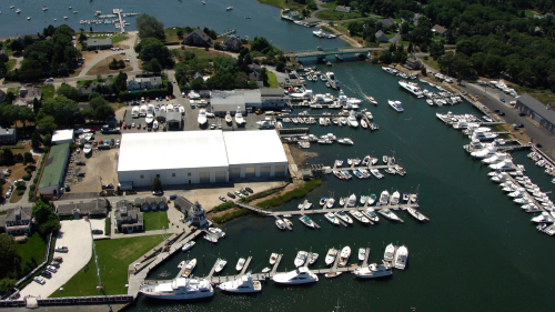 Crosby Aerial View