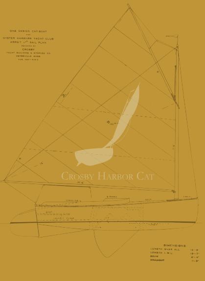 harbor cat blueprint